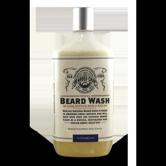 The Bearded Chap Original Beard Wash Staunch