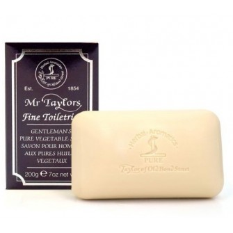Taylof of Old Bond Street Mr Taylors Bath Soap