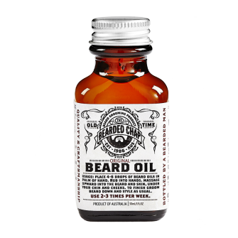 The Bearded Chap Original Beard Oil 30 ml
