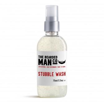 The Bearded Man Company Face & Stubble Wash