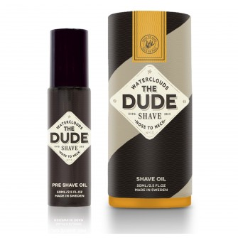 The Dude Pre Shave Oil