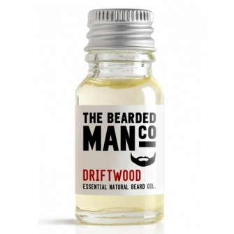 The Bearded Man Company Beard Oil Driftwood 10 ml