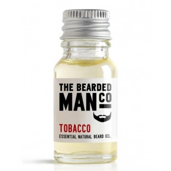 The Bearded Man Company Beard Oil Tobacco 10 ml