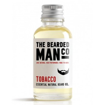 The Bearded Man Company Beard Oil Tobacco 30 ml