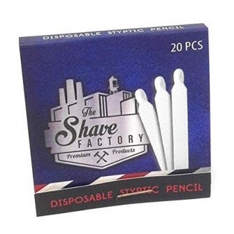 The Shave Factory Styptic Matches