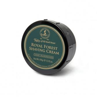 Taylor Of Old Bond Street Royal Forest Luxury Shaving Cream