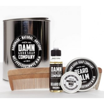 Damn Good Soap Company Ultimate Beard Combo