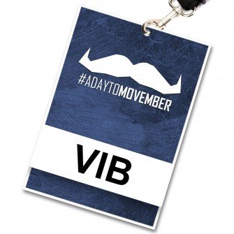 A Day To Movember - VIB