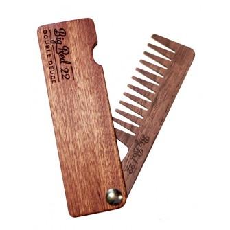 Big Red Beard Comb No.22 Wide