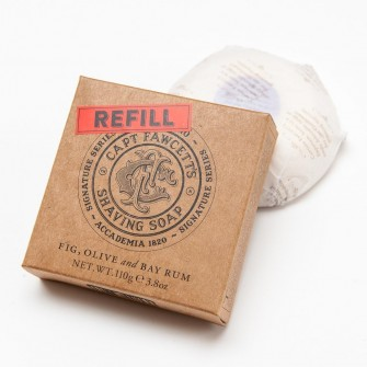 Captain Fawcett Shaving Soap Scapicchio Refill