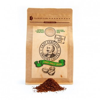 Captain Fawcett Coffee Beans - Ground