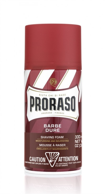 Proraso Shaving Foam Shea Butter