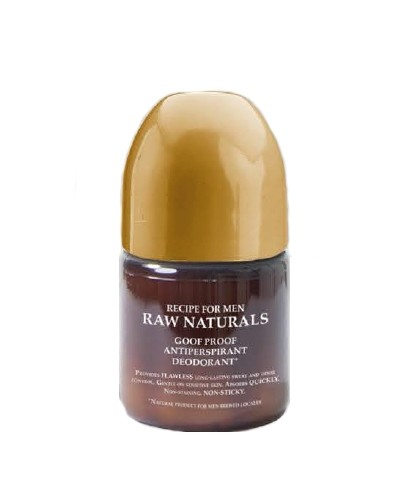 Raw Naturals Goof Proof Antiperspirant Deodorant