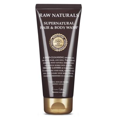 Raw Naturals Supernatural Hair & Body Wash
