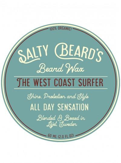 Salty Beards Beard Wax The West Coast Surfer