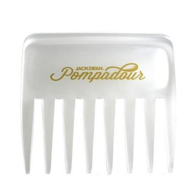 Jack Dean Pompadour Comb Clear