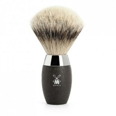 Mühle Kosmo Shaving Brush Silvertip Badger Oak