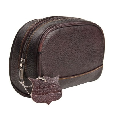 Parker Leather Dopp Kit Small