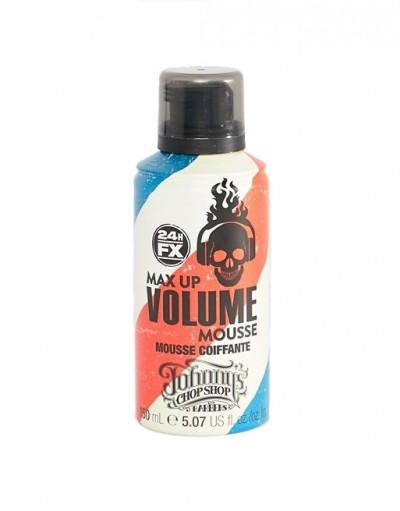 Johnny´s Chop Shop Max Up Volume Mousse