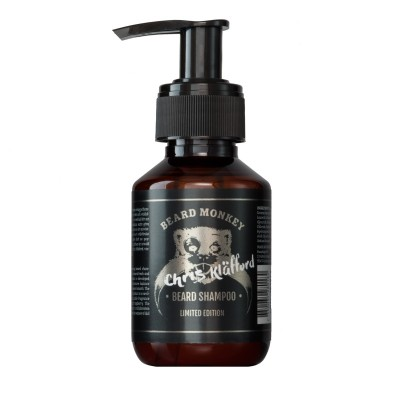 Beard Monkey Beard Shampoo Chris Kläfford Edition