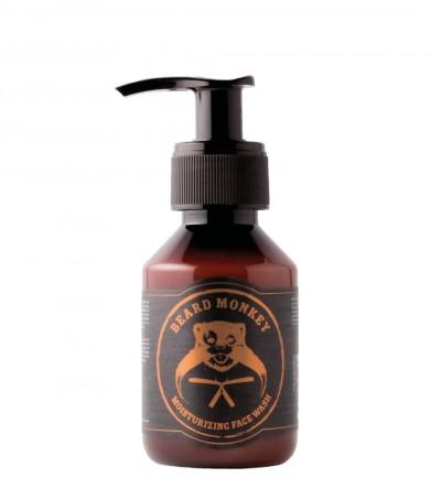 Beard Monkey Moisturizing Face Wash