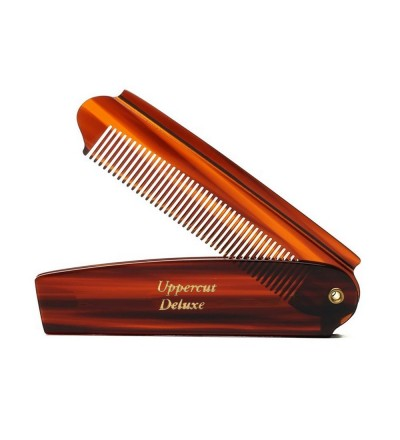 Uppercut Deluxe Folding Pocket Comb