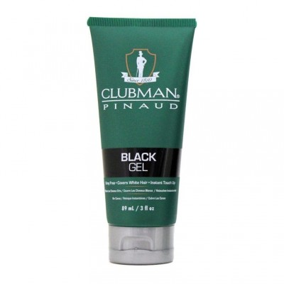Clubman Pinaud Temporary Colour Gel Black