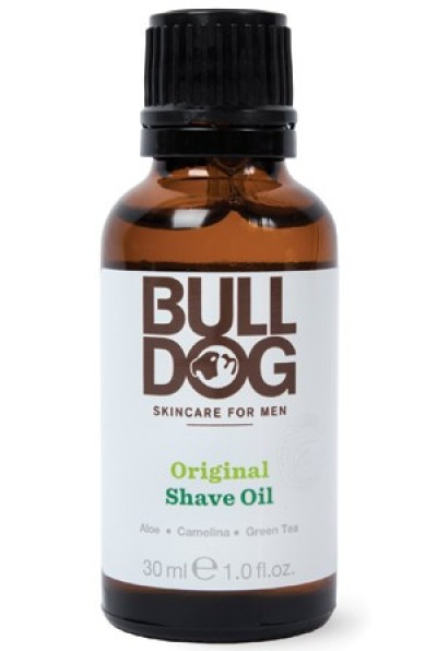 Bulldog Original Shave Oil