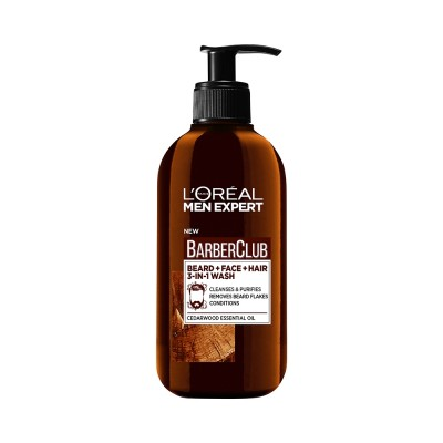 L'Oréal Men Expert Barber Club Beard Wash
