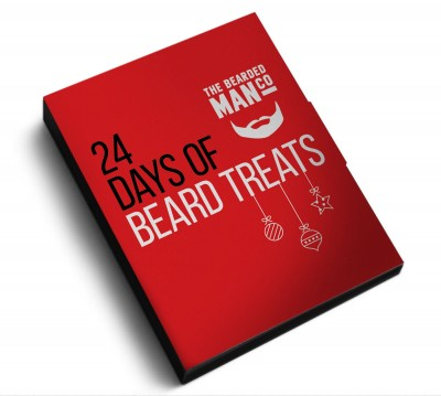The Bearded Man Company Advent Calendar - 24 Days of Beard Treats