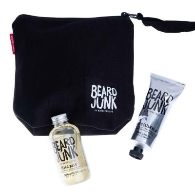 Beard Junk Beard Kit - Wash & Cream Balm