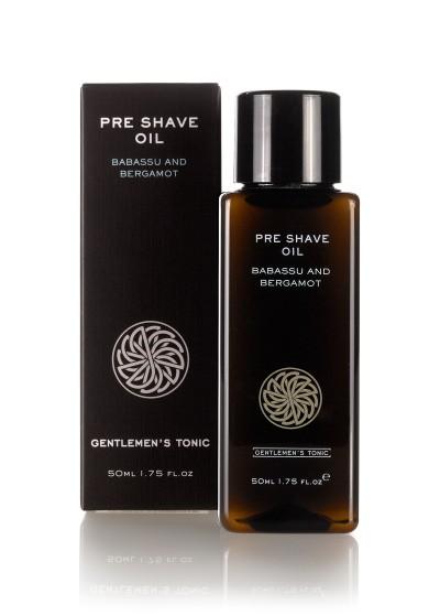 Gentlemen's Tonic Pre Shave Oil