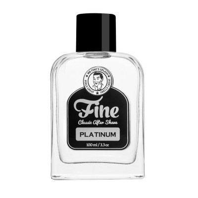 Mr Fine's Platinum After Shave Splash