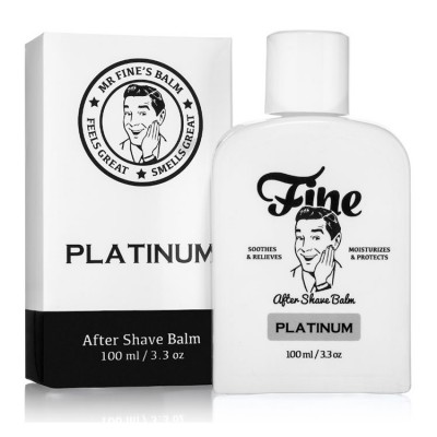 Mr Fine's Platinum After Shave Balm