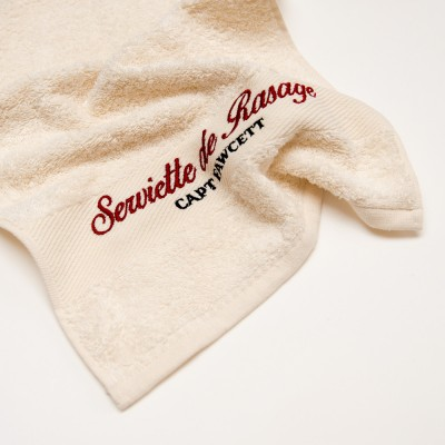Captain Fawcett Luxurious Hand Towel
