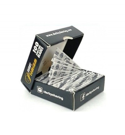 Derby Premium Single Edge Razor Blades
