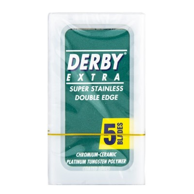 Derby Extra Double Edge Razor Blades 5-p