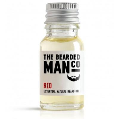 The Bearded Man Company Beard Oil Rio 10 ml