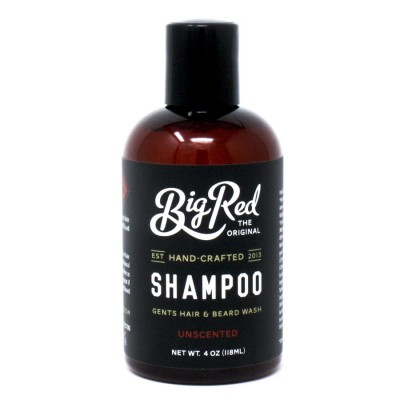 Big Red Beard Shampoo Unscented