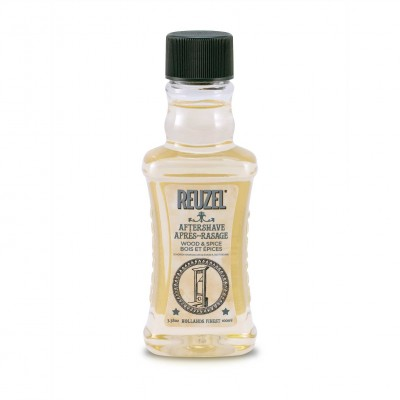 Reuzel Beard After Shave Wood & Spice