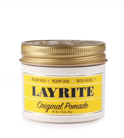 Layrite Original Pomade - vattenbaserad pomada
