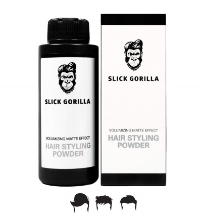 Slick Gorilla Styling Powder