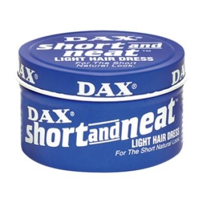 Dax Wax Blue Short & Neat