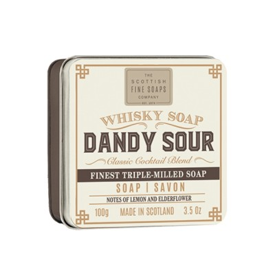 The Scottish Fine Soaps Whisky Soap Dandy Sour