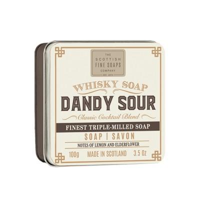 The Scottish Fine Soaps Whisky Soap Dandy Sour