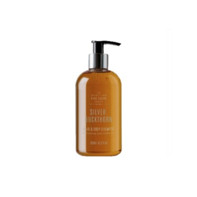 The Scottish Fine Soaps Silver Buckthorn - Duschkräm