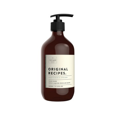 TSFS Goats Milk & Avocado Hand Wash 500 ml