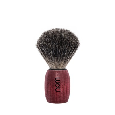Mühle Nom Ole Shaving Brush Pure Badger, blushed ash
