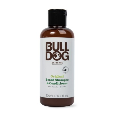 Bulldog Original Beard Shampoo and Conditioner