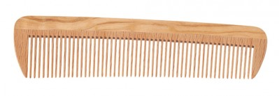 Hermod Beard Comb Olive Wood Pocket